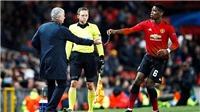 CHUYỂN NHƯỢNG M.U 29/11: M.U xác nhận mua thành công thủ môn. Pogba có thể bị đem cho mượn
