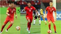 Bộ ba 'thành công và may mắn' nhất tuyển Singapore chờ làm nên lịch sử AFF Cup 2018