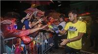 Thua Việt Nam, tuyển Malaysia vẫn được chào đón như người hùng