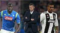 CHUYỂN NHƯỢNG M.U 27/12: Nhắm sao Serie A thay Lukaku. Lộ 2 mục tiêu M.U theo đuổi bất chấp số phận của Solskjaer