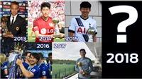 Những điều cần biết về giải Cầu thủ hay nhất châu Á mà Quang Hải được đề cử