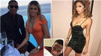 Anthony Martial lộ bê bối mới: Gạ tình siêu mẫu khi bạn gái đang bầu