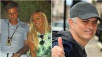 Mourinho điêu đứng vì bức ảnh bên gái lạ