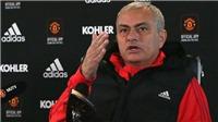 Mourinho: 'Các anh có ghét tôi thì cũng cố gắng mà thi đấu'