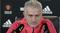 Vì sao Mourinho từ chối tiết lộ đội hình đấu Arsenal cho kênh MUTV?