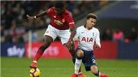 Trọng tài bị chỉ trích 'không hiểu gì về bóng đá' khi không đuổi Pogba vì đạp Dele Alli