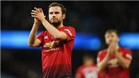 CHUYỂN NHƯỢNG M.U 26/1: Săn 'hàng thải' Real. Lên phương án rút ruột Atletico Madrid. Juan Mata cập bến Arsenal?