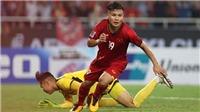 VTV6. VTV5. Trực tiếp bóng đá. Việt Nam vs Iraq: Niềm hy vọng Quang Hải