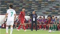 Ông Park 'ăn mừng như điên' khi Việt Nam ghi bàn, buồn đến cùng cực khi thua trận
