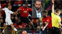Rio Ferdinand: 'M.U nên quên Champions League đi và tập trung vào Top 4'