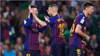 Fan MU đau tim vì cú hat-trick đỉnh cao của Messi
