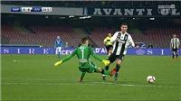 Ronaldo bị lên án vì ăn vạ thô thiển khiến thủ môn đối phương lĩnh thẻ đỏ