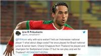 CĐV Indonesia tấn công Facebook FIFA, tố Việt Nam 'tác động' tới việc loại sao trẻ Ajax