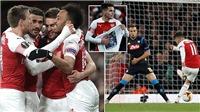 CẬP NHẬT sáng 12/4: Arsenal và Chelsea thắng. 'Ronaldo mới' lập hat-trick. Messi nghỉ vì Smalling