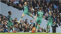 CẬP NHẬT sáng 18/4: Man City bị loại tiếc nuối. Liverpool hẹn Barca. Son Heung-min đi vào lịch sử
