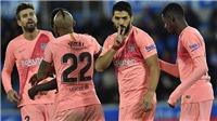 CẬP NHẬT sáng 24/4: Barca có cơ hội vô địch Liga ngay đêm nay. Ronaldo lên danh sách 6 ngôi sao Juve cần mua