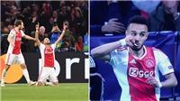 Hai cầu thủ Ajax nhịn ăn cả ngày khi đấu Tottenham: 'Tôi tự trách mình vì thất bại'