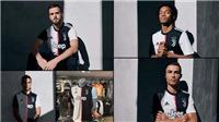 Phá vỡ truyền thống 116 năm, áo đấu mới của Juve bị chê tơi bời