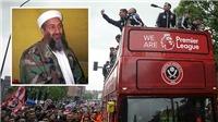 Tân binh Ngoại hạng Anh nhận tiền tài trợ từ gia đình trùm khủng bố Osama bin Laden?