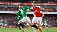 Khiến Arsenal mất điểm, Granit Xhaka bị mắng là 'ngu ngốc, như một trò đùa'