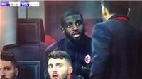 Tiemoue Bakayoko gây phẫn nộ vì dùng từ tục tĩu chửi HLV Gattuso