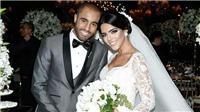 Tottenham: Choáng với sắc đẹp và gia thế khủng của vợ Lucas Moura