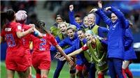 World Cup nữ: Tuyển Mỹ bị chỉ trích vì ăn mừng khiêu khích ở trận thắng Thái Lan 13-0