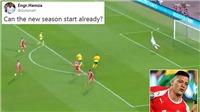 Tân binh Luka Jovic lập siêu phẩm, fan Real đòi Liga phải khai màn ngay lập tức