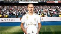 CẬP NHẬT sáng 14/6: Hazard ra mắt Real. Lukaku rời MU tới Inter. Thủ môn Thái cảm ơn cầu thủ Mỹ