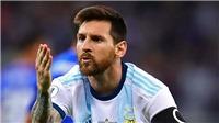 Lionel Messi: 'Thật điên rồ nếu Argentina bị loại ngay vòng bảng Copa America'