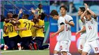 Ecuador 1-1 Nhật Bản: Phung phí cơ hội, 'Samurai xanh' chia tay Copa America