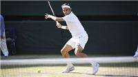 Federer đánh bại Nadal, đấu Djokovic ở chung kết Wimbledon 2019