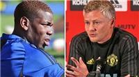 CHUYỂN NHƯỢNG MU 17/7: Solskjaer làm rõ tương lai Pogba. Leicester nói lý do chưa bán Maguire