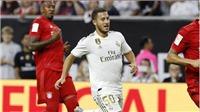 Real: Hazard hứng bão chỉ trích vì lộ bụng mỡ ngày Real thất bại