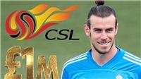 Real Madrid: Cuộc sống của Bale sẽ ra sao nếu rời Madrid sang Trung Quốc?