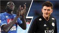 MU: Maguire hay Koulibaly phù hợp hơn với lối chơi của 'Quỷ đỏ'?