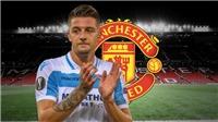 BÓNG ĐÁ HÔM NAY 26/7: Milinkovic-Savic tạm biệt Lazio đến MU. Arsenal chốt xong tiền vệ Real Madrid