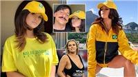 Người mẫu hở hang phá rối chung kết C1 phải ngồi tù vì định 'quậy' Copa America 2019