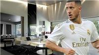 Cận cảnh biệt thự xa hoa Eden Hazard mua của ca sĩ Tây Ban Nha