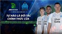 CLB Pháp Marseille công bố đối tác đầu tiên tại Châu Á – JBO Vietnam