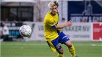 VIDEO: Công Phượng ghi bàn thắng duy nhất cho U21 Sint Truidense tại Bỉ