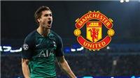 Chuyển nhượng MU: MU gây bất ngờ khi hỏi mua 'hàng thải' của Tottenham