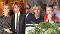 Một năm sau đám cưới bạc, Pavel Nedved bỏ vợ cặp tình trẻ đáng tuổi con