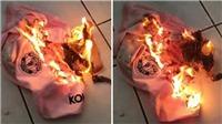 MU: Fan tức giận đốt áo đấu trong ngày cuối của thị trường chuyển nhượng