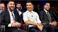 Bóng đá hôm nay 18/9: Ronaldo tuyên bố đánh bại Messi. De Jong 'thích' bình luận đòi sa thải Valverde