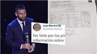 BÓNG ĐÁ HÔM NAY 27/9: Lộ thời điểm Pogba rời MU. FIFA bị tố gian lận phiếu bầu cho Messi. Barca kháng án