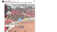 CĐV Malaysia và Indonesia khẩu chiến trên mạng xã hội sau trận đấu kịch tích