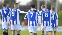 Văn Hậu lần thứ 2 đá chính, gây ấn tượng cực mạnh cùng đội trẻ SC Heerenveen