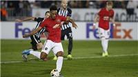 BÓNG ĐÁ HÔM NAY 25/10: MU thắng nhờ phạt đền. Pepe giải cứu Arsenal. Juve chi 300 triệu euro cho 'Ronaldo mới'