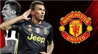 Tin bóng đá MU 26/10: MU đón Mandzukic vào tháng tới, sẽ mua Mueller và Maddison?